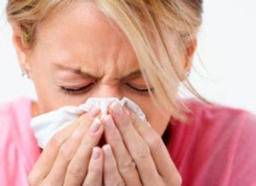 Что делать, если беспокоит постоянный зуд в носу и чихание?