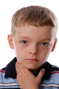Тиреоидит у детей