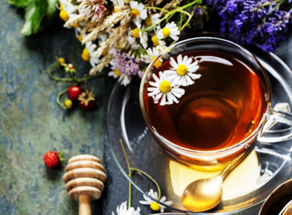 чай из трав при цистите