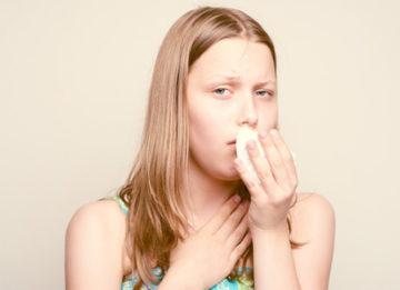 Сколько дней длится кашель при бронхите?