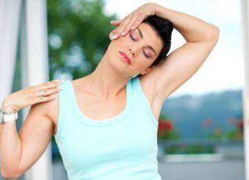 Упражнения после удаления щитовидной железы