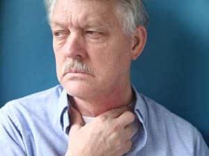 Признаки и причины заболевания щитовидки у мужчин