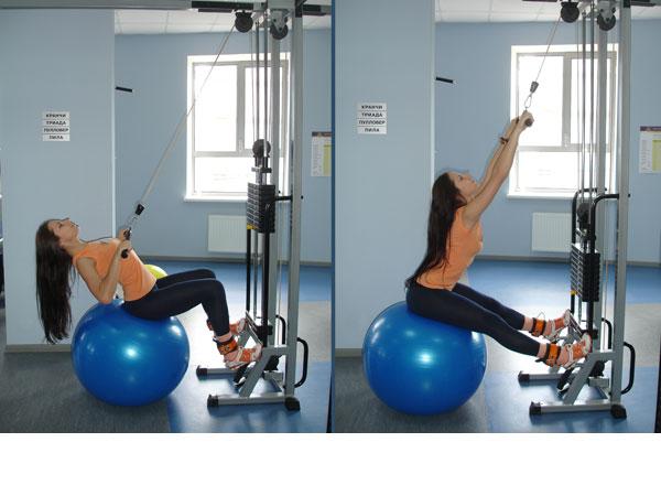 Фото: гимнастика для лечения грыжи позвоночника