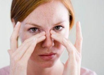 Причины и лечение заложенности носа без насморка у взрослых