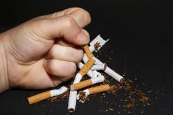 Отказ от курения при лечении бронхита