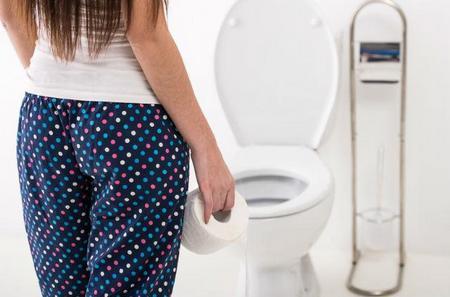 частые походы в туалет признак цистита